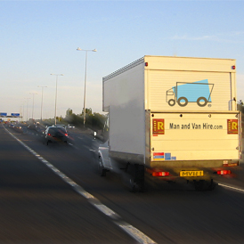 Luton Van
